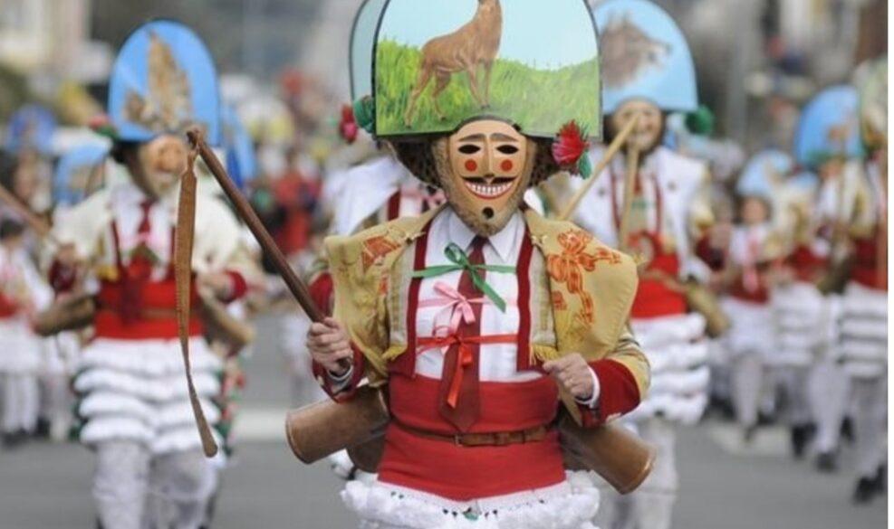 Entroido – tradycyjny karnawał w Galicji